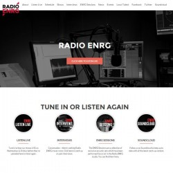 New-Radio-ENRG-Site-Screenshot